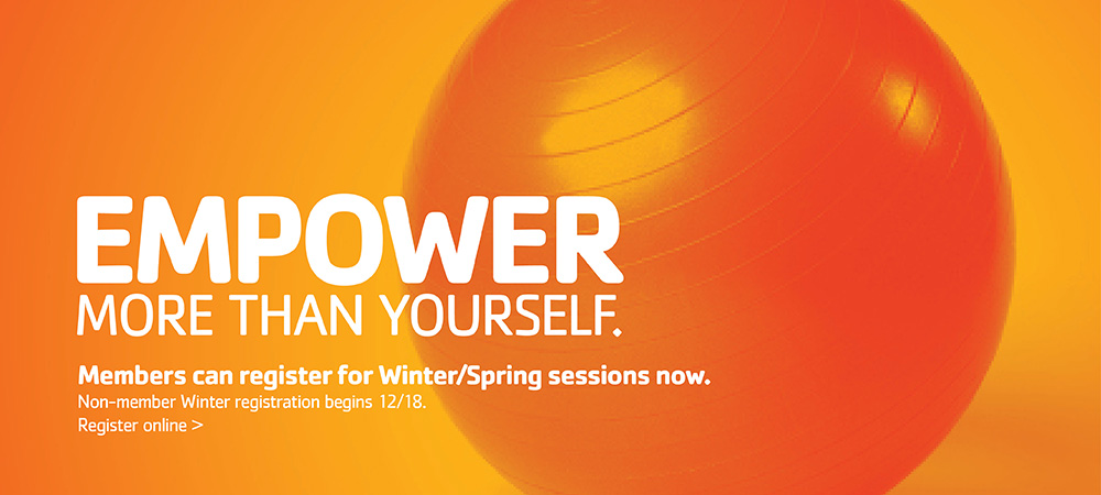 Register Winter/Spring Program Now