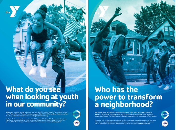 YMCA of Metro Chicago Bridging the Divide