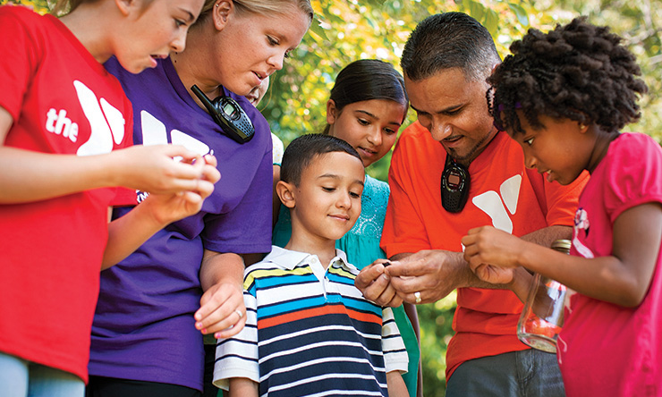 Spending time in the great outdoors can be an eye-opening and rewarding  experience for children of all ages. Summer camp at the Y allows your child  the ...
