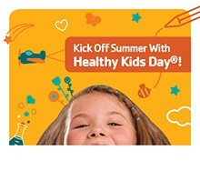 Healthy Kids Day - April 21, 2018