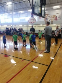 Basketball Classes at Indian boundary YMCA  Did you know that the YMCA invented basketball? Since