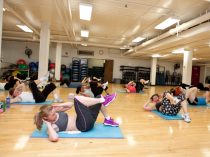 Friends and fitness: the perfect pair