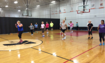 Active Older Adults Exercise Regularly at Indian Boundary YMCA