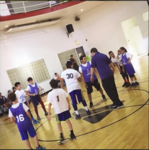Sign up for the Fall Youth Basketball League