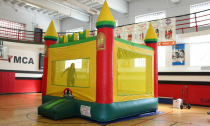 Bounce House At The Lake View YMCA!