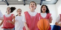 Sports can improve grades in school!