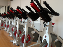 Spin Class is here!!!
