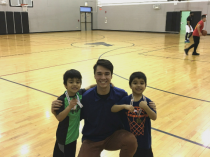Kick, Dribble and Score at the McCormick Y!
