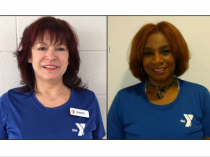 Gladys and Renee are our Employees of the Month!