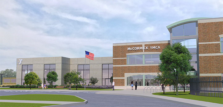 Mccormick Ymca To Break Ground On Facility Expansion