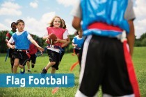 Spring Flag Football League at the Y