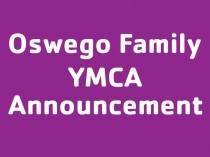 Oswego Family YMCA Announcement