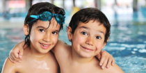 Summer swim lessons at West Communities