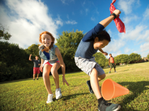 Celebrate Healthy Kids Day at the Rauner Family YMCA: Saturday, April 21, 2018