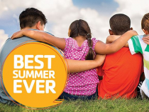 Give your child their BEST. SUMMER. EVER.