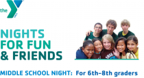 Middle School Nights 2017