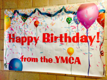Have you heard? Sage YMCA Birthday Parties were voted Best of the Fox for 2017!