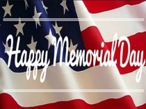 The Sage YMCA Will Be Closed On Monday, May 28 for Memorial Day!