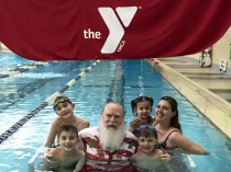 What's happening in December  2016 at the Sage YMCA?