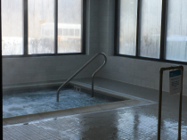 Whirlpool Closure Days And Times For Cleaning: Tuesdays 12pm - 1pm and Fridays 12pm - 3pm
