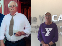 Member Feature: Charley English - 74 lbs down!