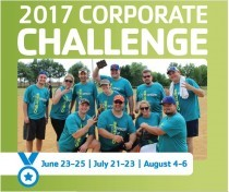2017 CORPORATE CHALLENGE  at the Sage YMCA