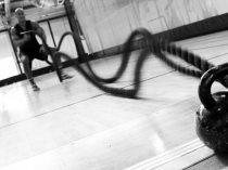 HEAVY ROPES &  KETTLEBELL Boot Camp