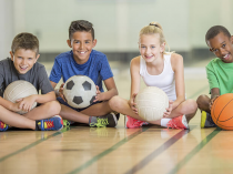 Fall into FUN with Youth Sports