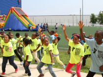 YMCA's 11th Annual Summer Games sponsored by Goldman Sachs were the best yet!
