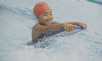 Happening now! Shaping safe, strong summer swimmers