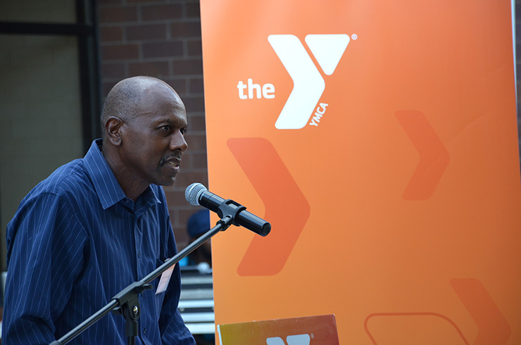 Tom Jefferson, South Side YMCA board chair