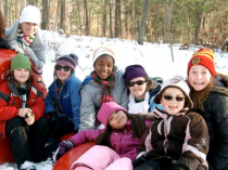 Winter Break Camp at Rauner Family YMCA